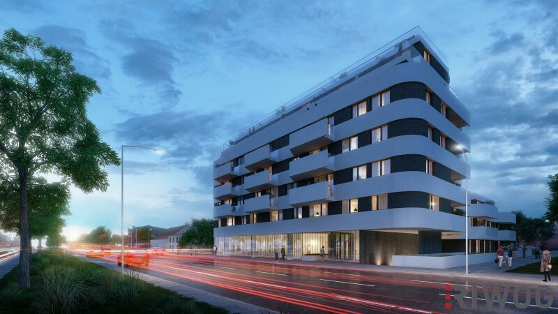 SKYLINE an der Alten Donau- Top - Maisonette mit unglaublicher Aussicht - Terrassentraum /  / 1220Wien / Bild 7