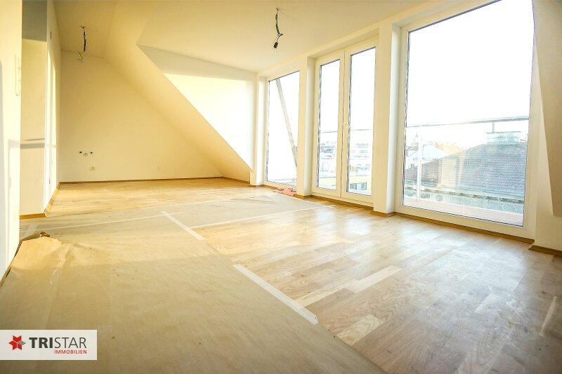 NEU! ++ ERSTBEZUG !!! Dachterrassenwohnung mit 360 Grad Wienblick !!! Terrasse+ Dachterrasse!!! 4 Auto Stellplätze (Top 62) ++ /  / 1100Wien / Bild 2