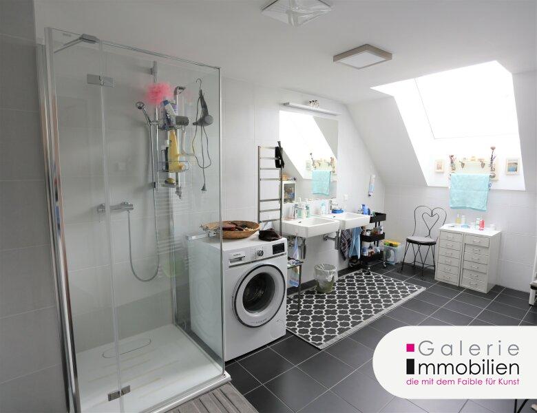 Außergewöhnliche DG-Wohnung mit Terrasse auf Wohnebene - Garagenplatz Objekt_34973 Bild_60