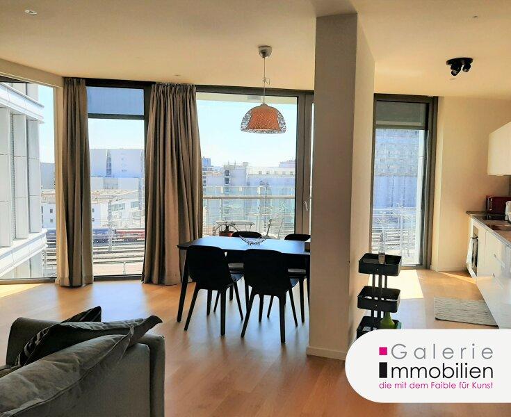 Wohnen am Belvedere - 2-Zimmer mit Balkon und Fernblick Objekt_35296