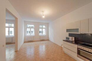 Unbefristete 3-Zimmer-Wohnung in zentraler Lage!