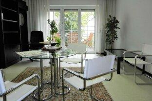 2 Räume mit Küche und Terrasse zur gewerblichen Nutzung
