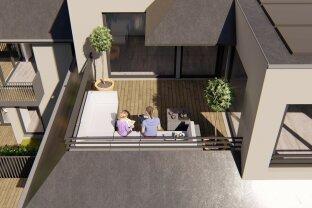 Dachgeschosswohnung mit Panoramablick in absoluter Ruhelage!