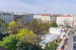 Sanierungsbedürftige Wohnung am Rudolfsplatz! 65 m2 Wohnung im 6. Stock mit Blick auf den Rudolfsplatz zu verkaufen!