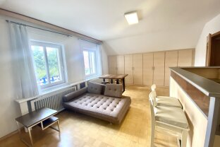 +++ VOLLMÖBLIERT +++ Helle 2-Zimmer-Wohnung mit Parkplatz in Puntigam