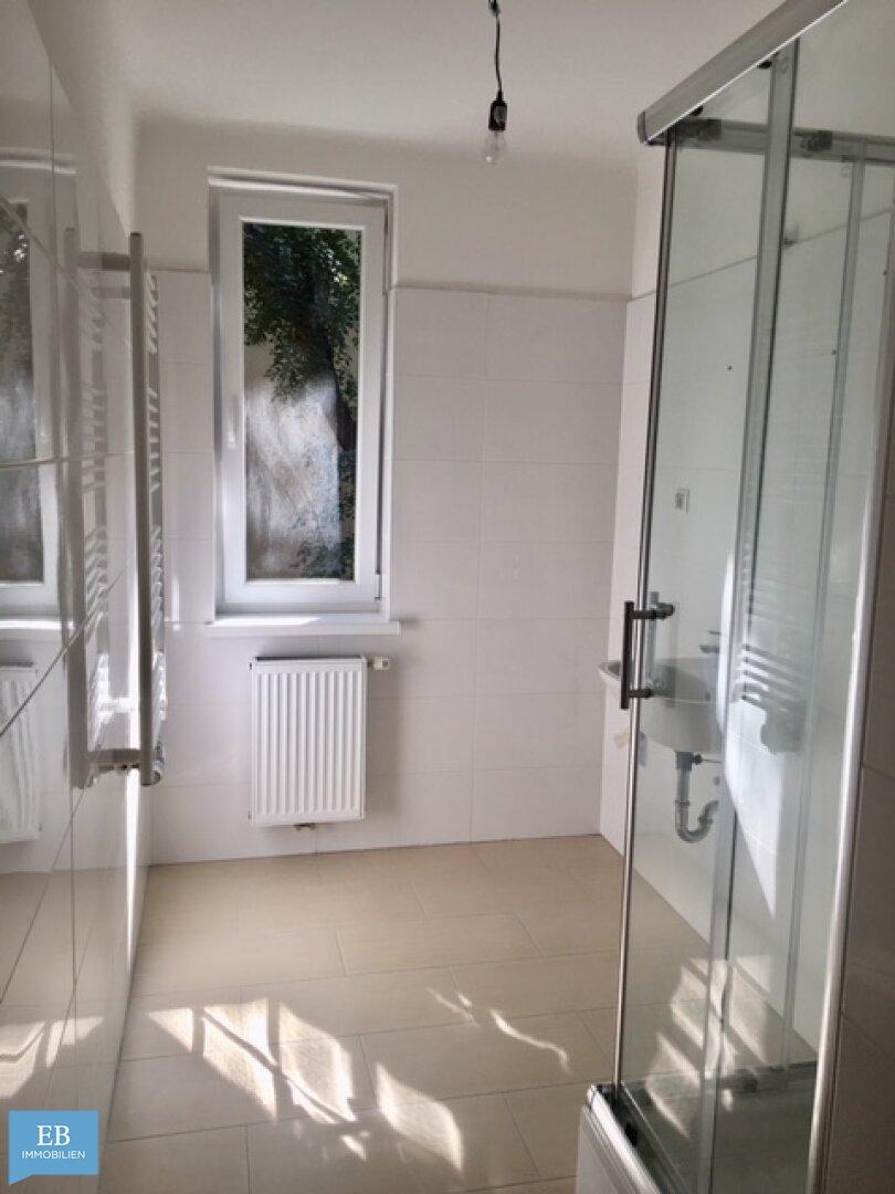 Bad mit Tageslichtfenster
