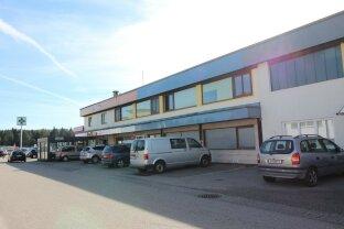 Lagerhalle mit Büro in Maria-Gailer-Straße Villach