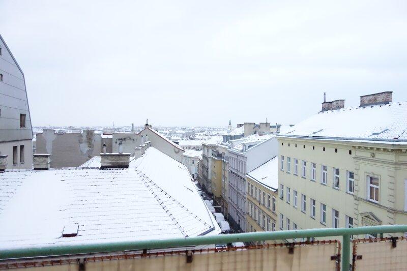 Dachgeschosswohnung mit Rundum Balkon und Blick über Wien /  / 1180Wien / Bild 0