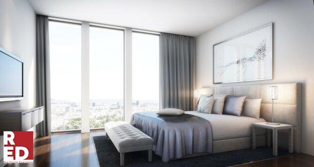 2 Zimmer Wohnung mit Ausblick West Abendsonne