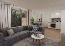 Wohntraum (Top 23), 4 Zimmer, Provisionsfrei, Erstbezug, Erstklassige Ausstattung, Neubau, luxuriös + Garage