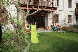 Niedrigenergiestandard - Barrierefreie 3-Zimmer-Gartenwohnung in Grünruhelage
