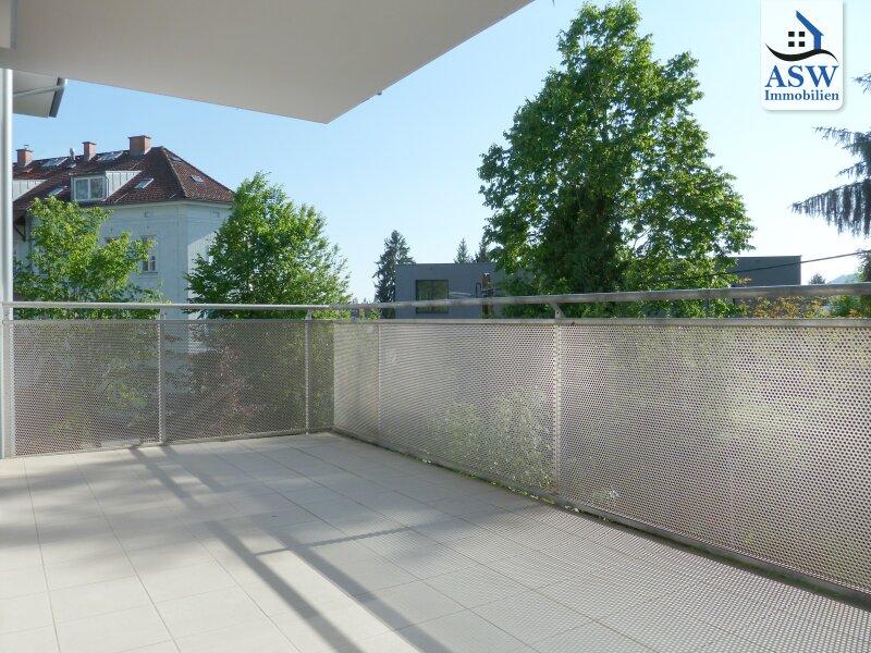 Sehr schöne 2-Zimmer Wohnung mit herrlicher Terrasse in Geidorf!