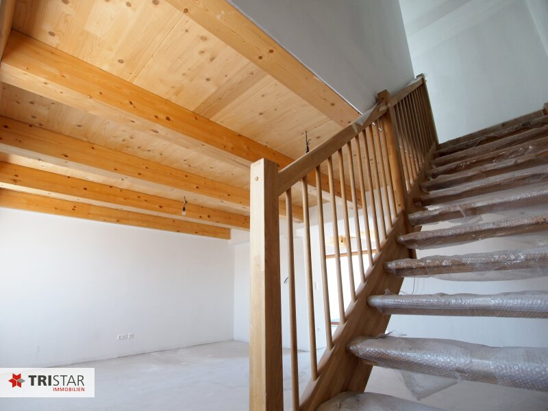 Hochwertig errichtete 3,5 Zimmer-DG-Maisonette mit Wintergarten, Terrasse und fantastischem Wienblick! /  / 1100Wien / Bild 6