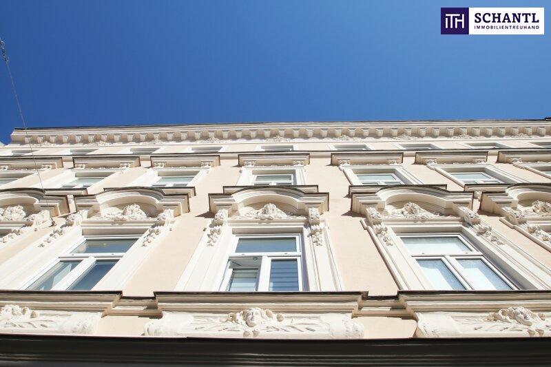 Worauf warten Sie? Rundum saniertes, prachtvolles Altbauhaus + Erstbezug + Letzter Liftstock + Lichtdurchflutet! /  / 1160Wien / Bild 2