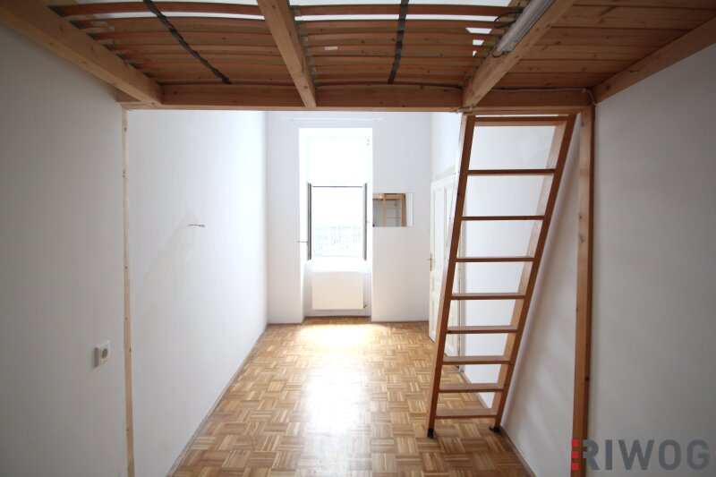 ***Charmante Altbauwohnung---Saniertes Haus---Schlafzimmer mit Innenhoflage*** /  / 1050Wien / Bild 7