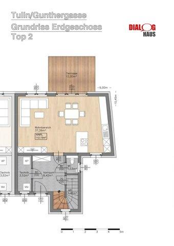 """VERKAUFT !!! - """"Einzigartig ! – Doppelhaus in zentraler Lage in der Stadt Tulln"""