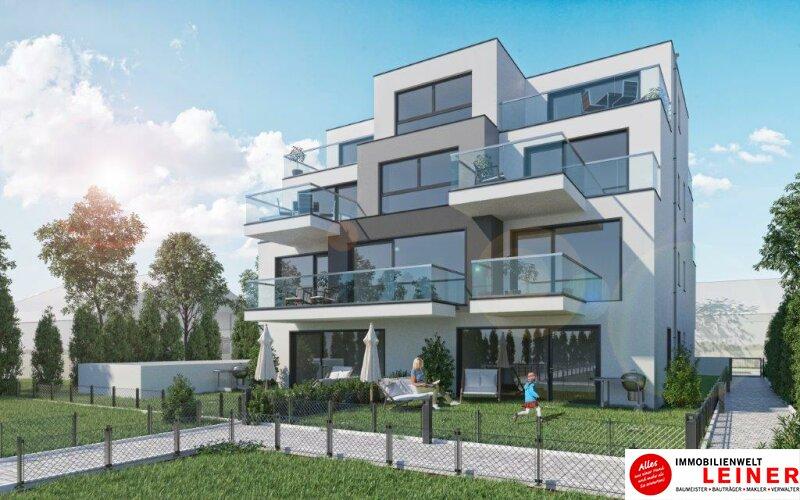 1 Zimmer Wohnung + Eigengarten + Balkon -  Oberlaa, Wohnerlebnis der Extraklasse – Schlüsselfertig – Provisionsfrei! Objekt_8781 Bild_461