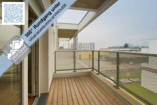 großzügige 2-Zimmer Wohnung mit Balkon in ruhiger Lage!