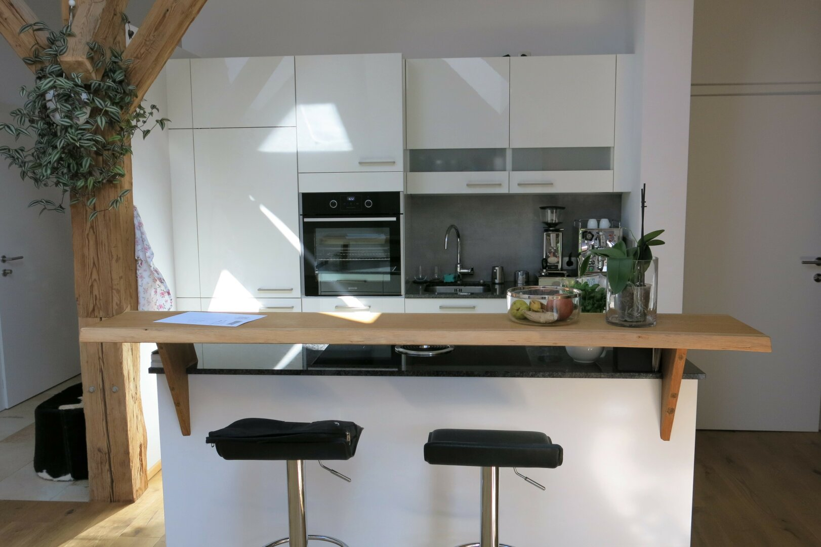 Maisonette Kufstein, Küche