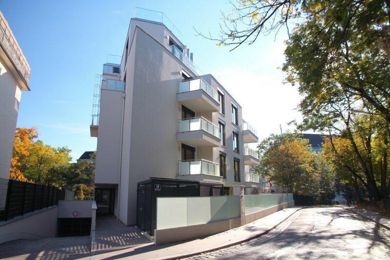 2 BALKONE, 52m²-Wohnküche + 3 Zimmer, NEUBAUERSTBEZUG! /  / 1190Wien / Bild 6