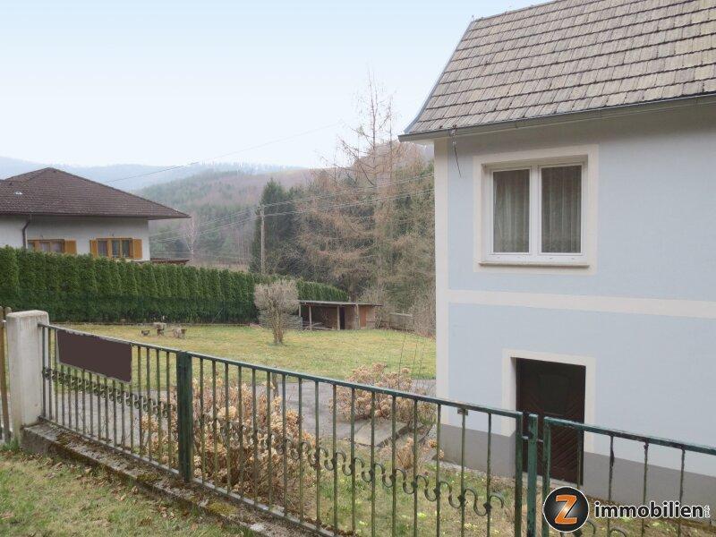 Haus in Ortsrandlage - eingebettet in die Hügellandschaft /  / 7442Nähe Lockenhaus / Bild 1