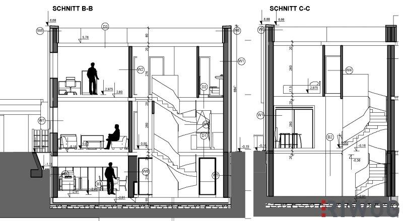 Wohnhit Doppelhaus! - 4 Zimmer, voll unterkellert /  / 2230Gänserndorf / Bild 2