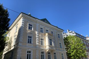 193 m² Dachgeschoss Wohnung in Ceconi Villa im Andräviertel