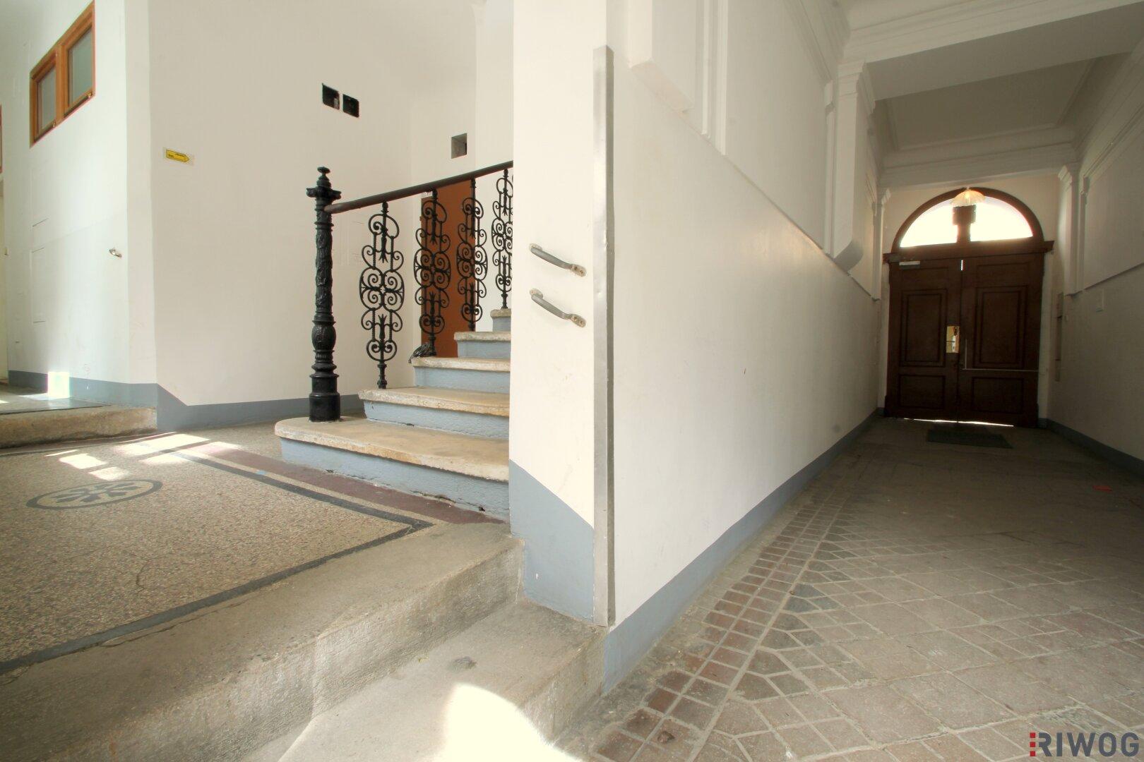 ++ Wohnungs-Hit in Währing ++ Gepflegte Altbauwohnungen in wunderschönem Eckzinhaus (Projektansicht)