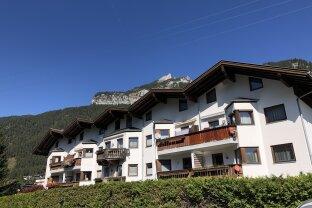 MAURACH a. Achensee - 2 Zimmerstartmietwohnung mit Garten