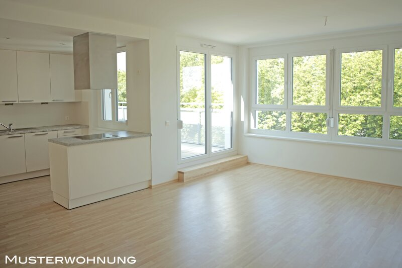 Provisionsfrei direkt vom Bauträger: freundliche 3-Zimmer Wohnung Korneuburg Zentrum