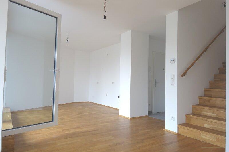 Hochwertige Maisonette-Wohnung in Neubauerstbezug