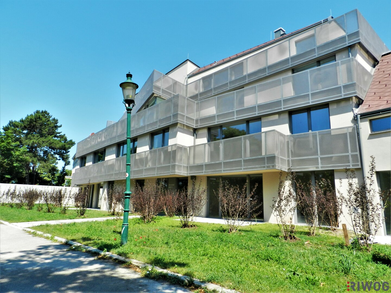 Großjedlersdorf von seiner besten Seite – exklusive Wohnungen am Bernreiterplatz (Projektansicht)