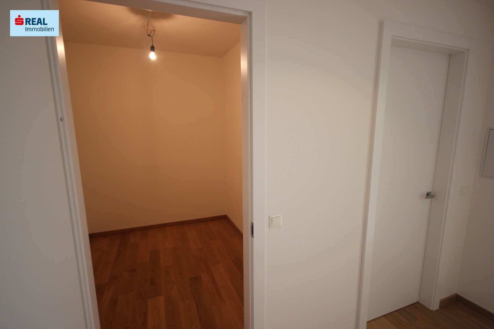 Garderobe-Abstellraum