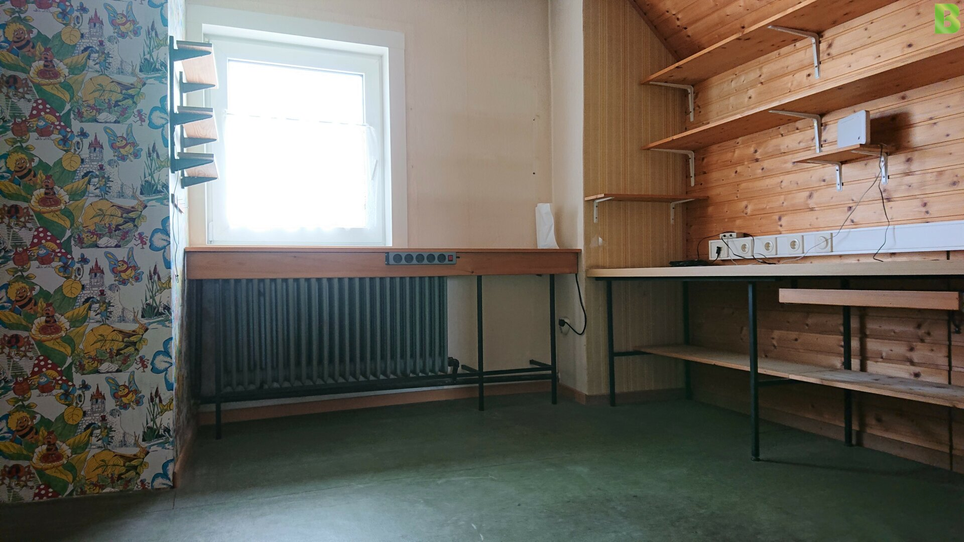 Ausbaubares Mansardenzimmer 2