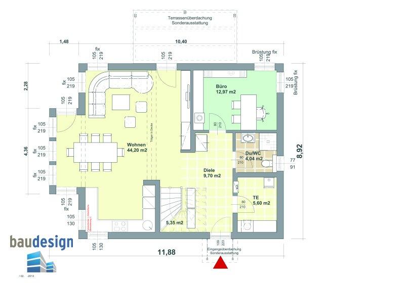Königsbrunn - Neubau - exklusives Einfamilienhaus /  / 2202Königsbrunn im Weinviertel / Bild 2