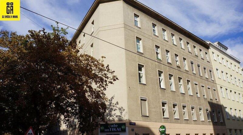 Provisionsfrei für den Käufer - 2 Zimmer Alt-Wiener Vorsorgewohnung - Nähe Hauptbahnhof - Hohes Wertsteigerungspotential