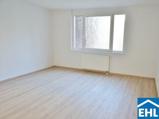 Sonnwendviertel: Lichtdurchflutete 2-Zimmerwohnung mit neuer Küche
