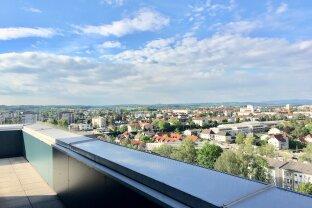 VERKAUFT!!! 3-Zimmer-Wohnung mit Weitblick und großer Terrasse