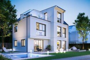 Exklusives Einfamilienhaus nahe der oberen Alten Donau