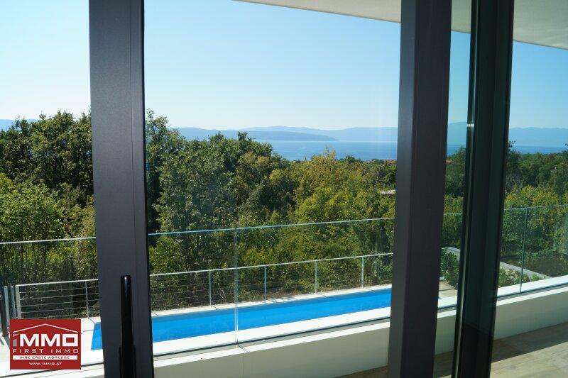 Insel-Traumhaus mit Panorama-Blick aufs Meer /  / 51511Sveti Vid-Miholjice / Bild 14
