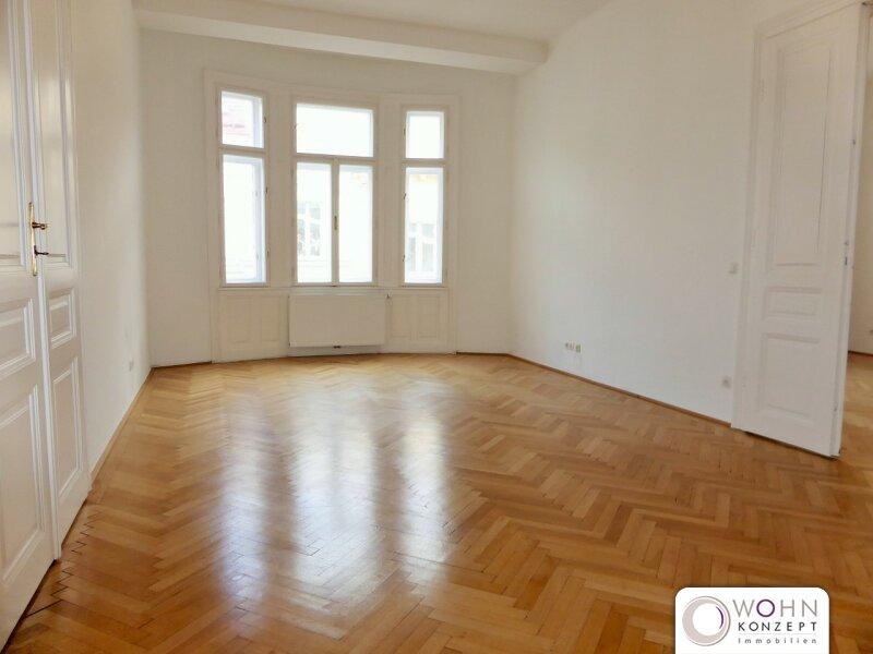 Unbefristeter 172m² Stilaltbau mit Einbauküche beim Schubertpark - 1180 Wien