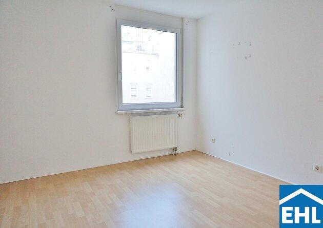 Sanierte 2 Zimmer Wohnung mit Freifläche im Sonnwendviertel!