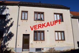 """Wohnhaus im Stadtzentrum von Oberpullendorf """"VERKAUFT"""""""