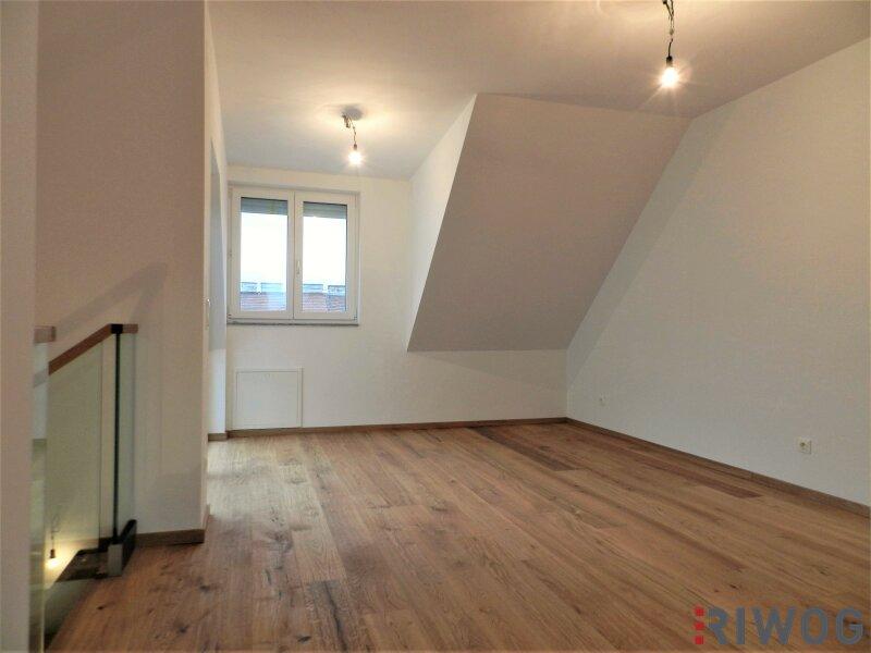Bis zum Steffl und retour | 3-Zimmer Dachgeschosswohnung auf zwei Ebenen | exklusiver ERSTBEZUG /  / 1050Wien / Bild 0