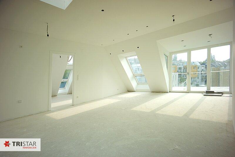 NEU! ++ 3 Zimmer-Dachgeschosswohnung in 1130 Wien, Neubau, Balkon, Dachterrasse mit Wienblick  (Top 8) ++ /  / 1130Wien / Bild 5