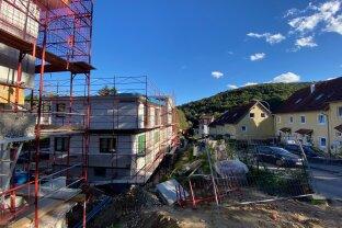 Grünruhelage Klosterneuburg - Doppelhaushälfte im Erstbezug