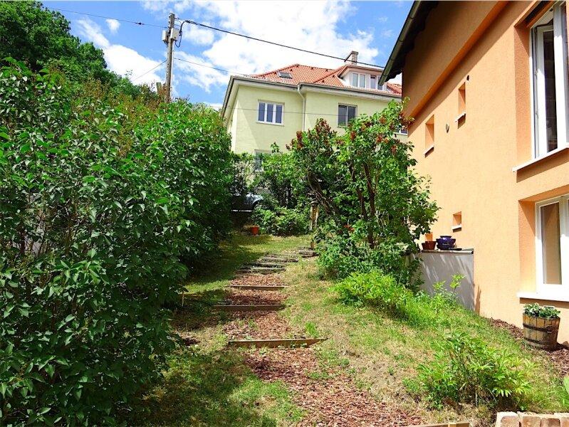 Grundstück mit Haus in herrlicher Grünruhelage, 730 m2,  modernisiertes Fachwerkhaus, Anbau oder zusätzlicher Bau möglich, Linie 43! /  / 1170Wien / Bild 7