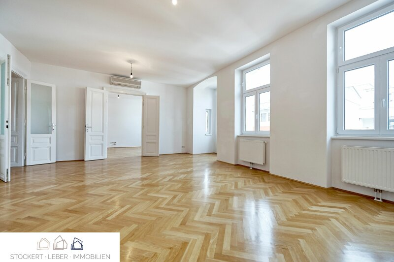 Sanierte 3-Zimmer-Mietwohnung in prominenter Lage /  / 1190Wien / Bild 0