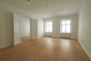 WOLLZEILE   traumhafte 3-Zimmer/Küche-Altbauwohnung   ERSTBEZUG NACH KOMPLETTSANIERUNG