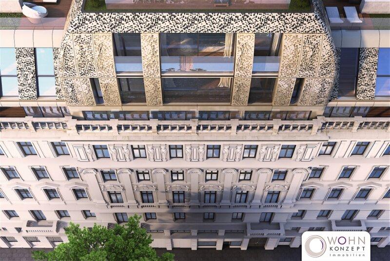 PALAIS KOLIN - hofseitiger Altbau Erstbezug mit Balkon, Concierge + Fitnesscenter 1090 Wien /  / 1090Wien / Bild 1
